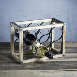 IK Підставка для пляшок металева