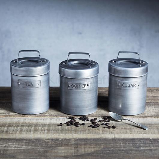 IK Ємність для зберігання кави металева  (арт. 697752)