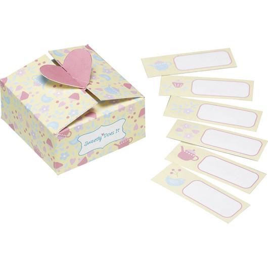 SDI Коробки для солодощів картонні, набір з 6 одиниць  (арт. 435811)