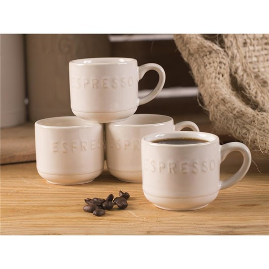 CT La Cafetiere Origins Набір чашок для еспресо 100 мл 4 шт  (арт. 5164190)