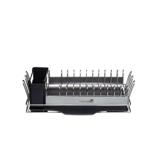 MC Сушка для посуды из нержавеющей стали 41x22x12.5 см  (арт. 643636)