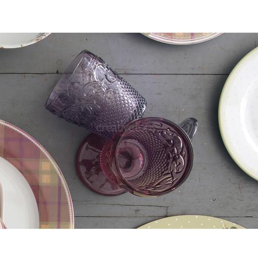 Katie Alice Highland Бокал скляний фіолетовий  (арт. 5139263)
