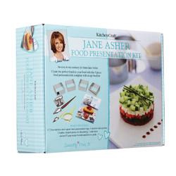SDI Набор кулинарный Jane Asher квадратный 9 единиц (с рецептами)