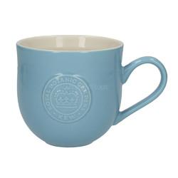 CT Kew Gardens Richmond Чашка керамическая лого голубая