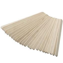 Палички для морозива дерев'яні 15см, набір з 24 одиниць