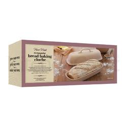 HM Форма керамічна для випічки хліба Прямокутна 39x14.5x17см