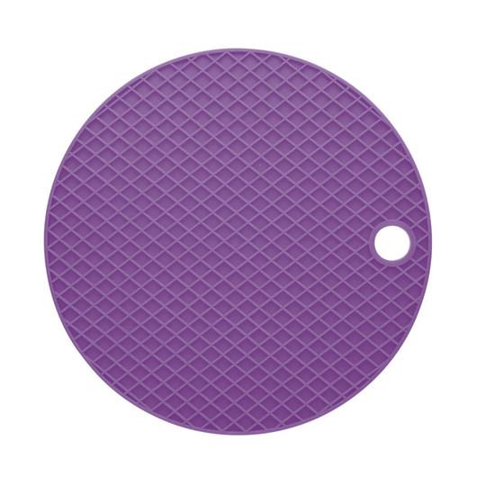 CW Підставка силіконова кругла 20см  (арт. 162915-к)