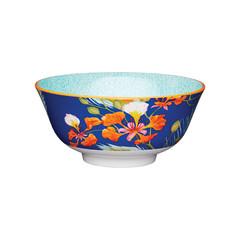 KC Миска керамическая Акварельные цветы