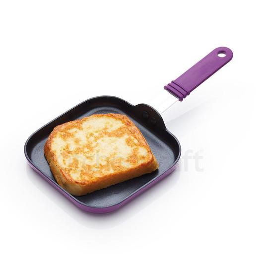 CW Сковорода з антипригарним покриттям маленька квадратна 14.5см  (арт. 779854-з)