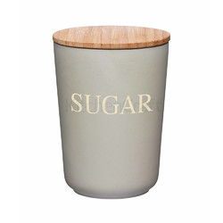 NE Ємкість для зберігання цукру з бамбуку