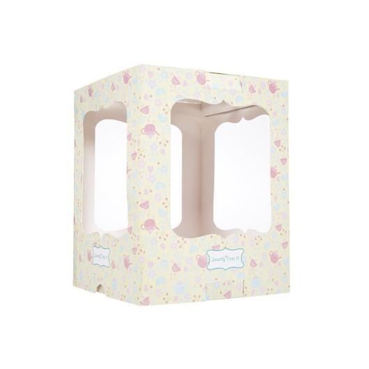 SDI Коробка для мини тортиков на палочке 2 единицы  (арт. 435866)