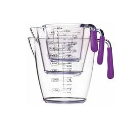 CW Набір мірних склянок 3 одиниці