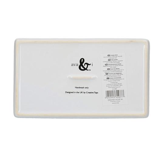 CT Ava & I Подставка для украшений прямоугольная керамическая  (арт. 5213685)