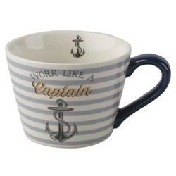 CT Earlstree & Co Чашка керамическая двухсторонняя Captain Pirate 450 мл