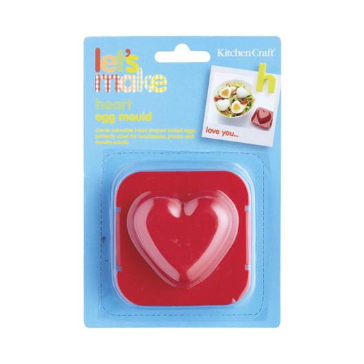 Let's Make Форма для варених яєць Серце  (арт. 103628)