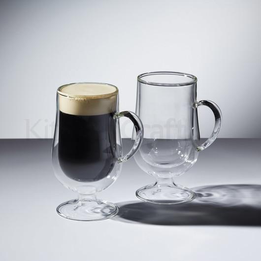 LX Набор чашек для  ирландского кофе с двойной стенкой 275 мл, 2 шт.  (арт. 681577)
