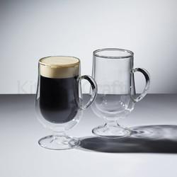 LX Набір чашок для ірландської кави з подвійною стінкою 275 мл, 2 шт.