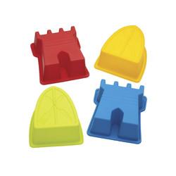 Miniamo Brights Набор силиконовых форм 4 единицы