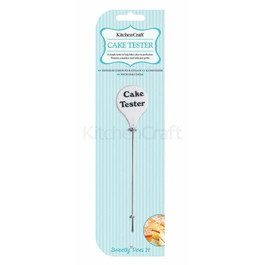 SDI Тестер для торта из нержавеющей стали 16см  (арт. 123374)
