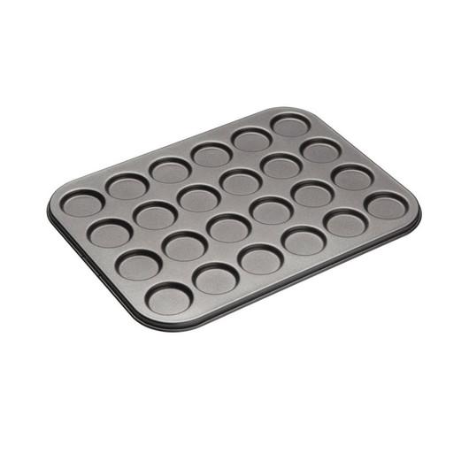 MC NS Деко для випічки макарунів з антипригарним покриттям (24 отвори) 35см х 27см  (арт. 175878)