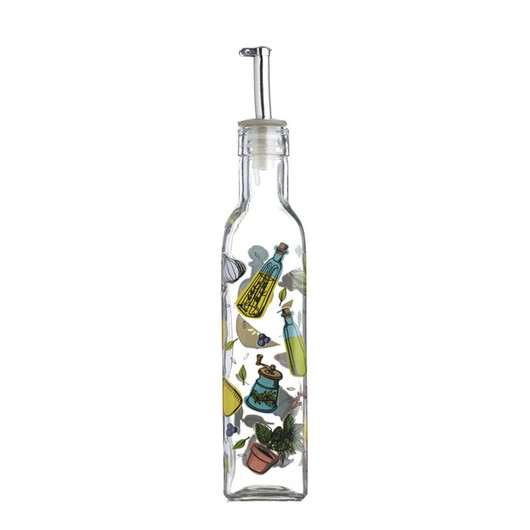 WFIT Бутылка для масла/уксуса 270мл с наконечником декоративная  (арт. 447821-д)