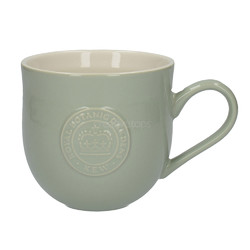 CT Kew Gardens Richmond Чашка керамическая лого зеленая