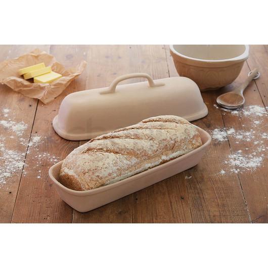 HM Форма керамічна для випічки хліба Прямокутна 39x14.5x17см  (арт. 515537)