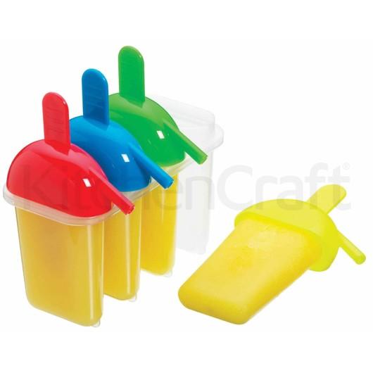 KC Форми для замороженого соку 4 одиниці зі стійкою  (арт. 133540)