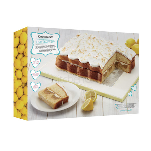SDI Форма для выпечки пирога Сюрприз прямоугольная 40x29x4 см  (арт. 697875)