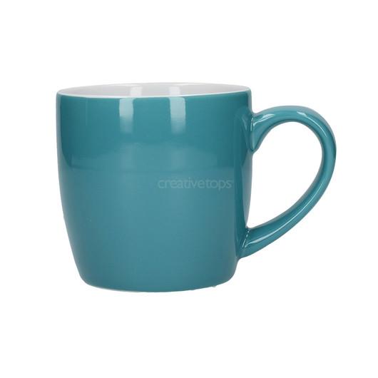 CT London Pottery Globe Чашка керамічна 300мл бірюзова  (арт. 11115)