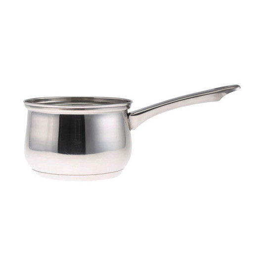 CV Пароварка-супова миска з нержавіючої сталі 16см  (арт. 124234)