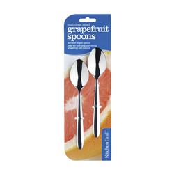 KC Ложки для грейпфрута з нержавіючої сталі 2 одиниці