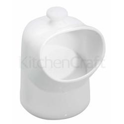KC Фарфорова підставка для солі, 17см