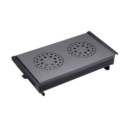 MCP Подогреватель дровяной из углеродистой стали на 2 конфорки  (арт. 419279)