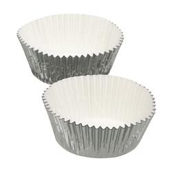 SDI Форми для кексів Срібна фольга