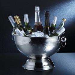 BC Відро/миска для шампанського з нержавіючої сталі 37*25 см