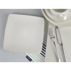 Mikasa Gourmet Тарелка десертная квадратная керамическая