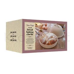 HM Форма керамічна для випічки хліба Кругла 30x19см