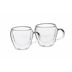 LX Набір чашок для напоїв з подвійною стінкою