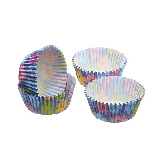 SDI Формы для кексов бумажные 7 см 60 единиц Цветы  (арт. 170989)