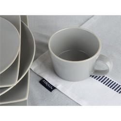 Mikasa Gourmet Чашка керамическая серая 300 мл
