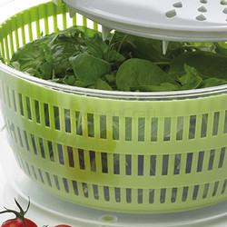 KC Ємність-дзига для перемішування салату 25 см