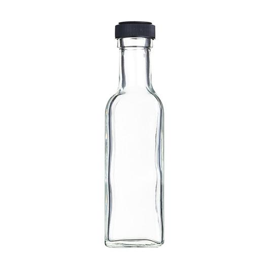 HM Бутылка стеклянная с герметичной крышкой 100 мл  (арт. 450623)