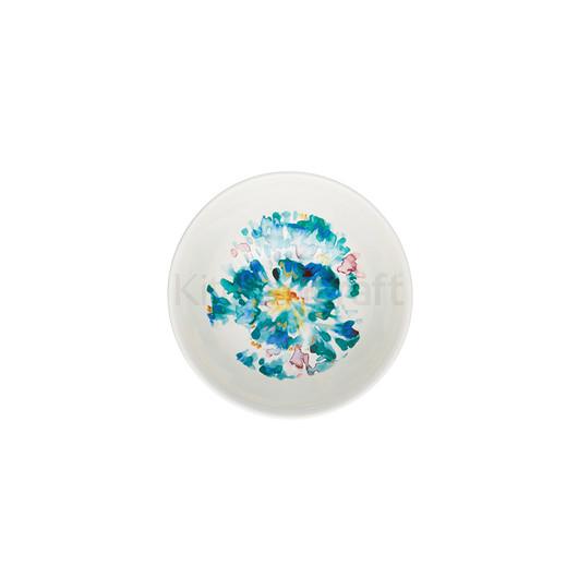 KC Миска керамічна Квітковий візерунок 15.5x7.5см 500мл  (арт. 778581)