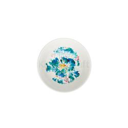 KC Миска керамічна Квітковий візерунок 15.5x7.5см 500мл