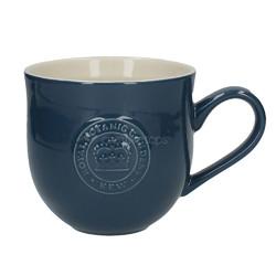 CT Kew Gardens Richmond Чашка керамічна лого синя