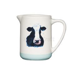 AF Молочник керамический с рисунком Корова