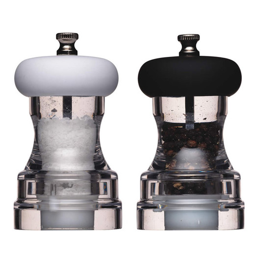 МС Набор мельниц для соли и перца акриловый  (арт. 478436)