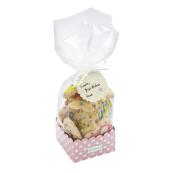 SDI пакетики з стрічкою і коробки для солодощів 6 комплектів