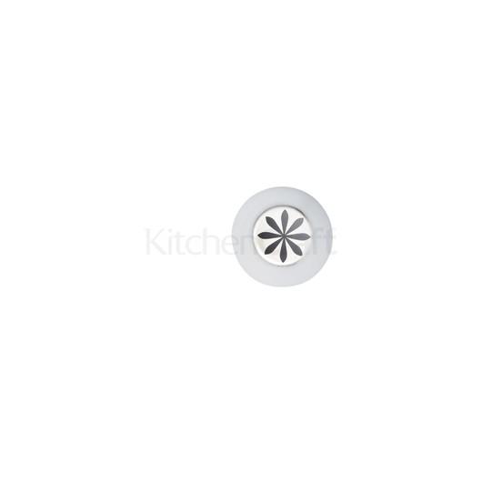 SDI Насадка на кондитерский шприц из нержавеющей стали средняя Календула 1,6 см  (арт. 795687)